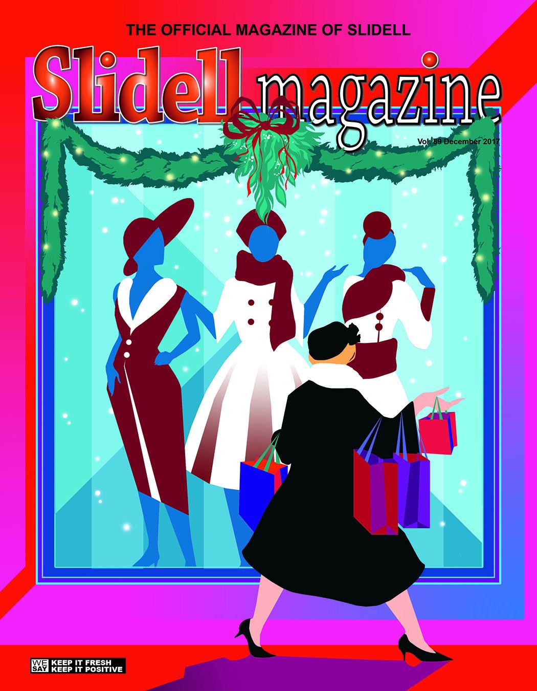 Slidell Magazine, December 2017