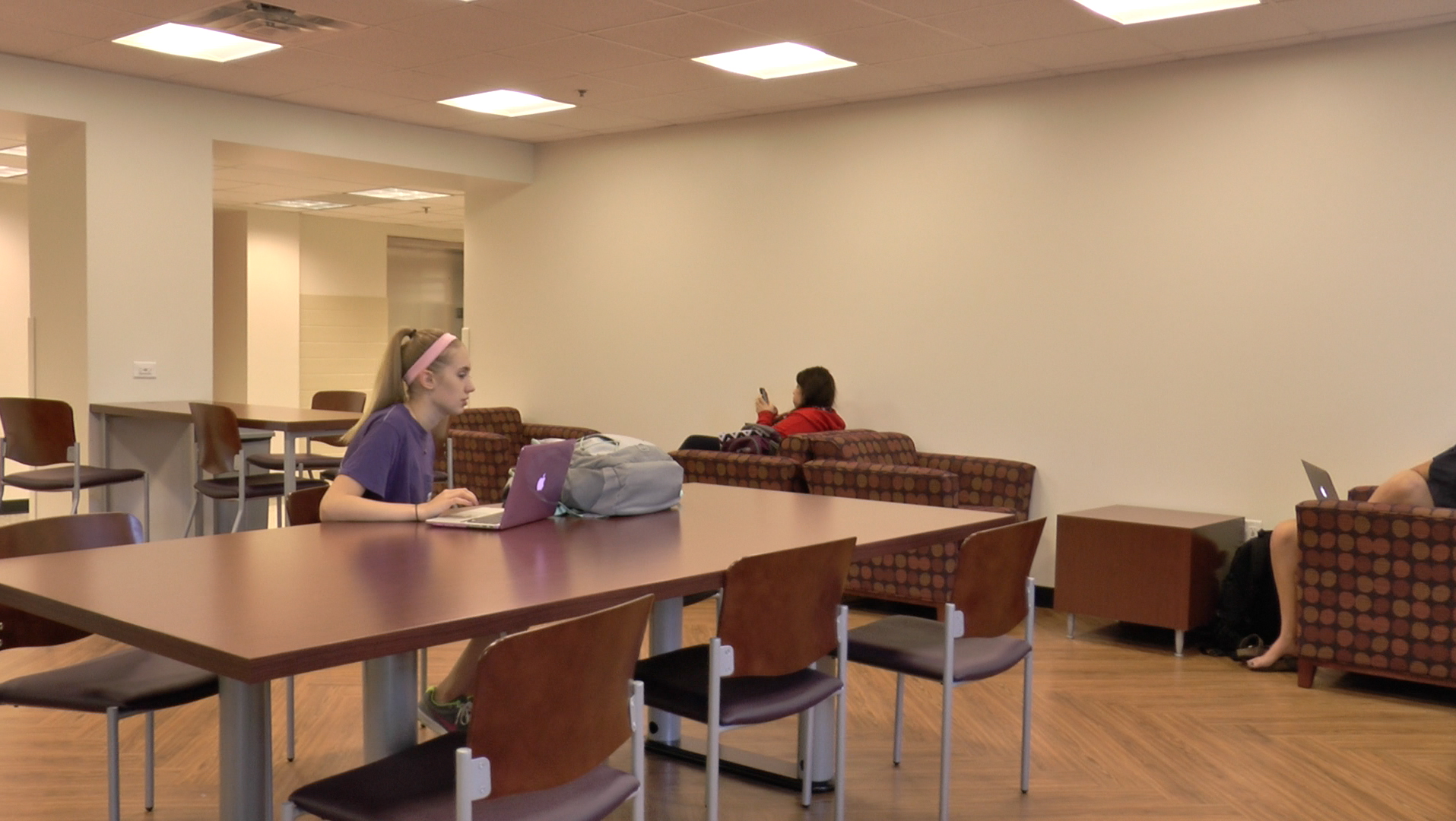 Students respond positively to Winton-Scott renovation