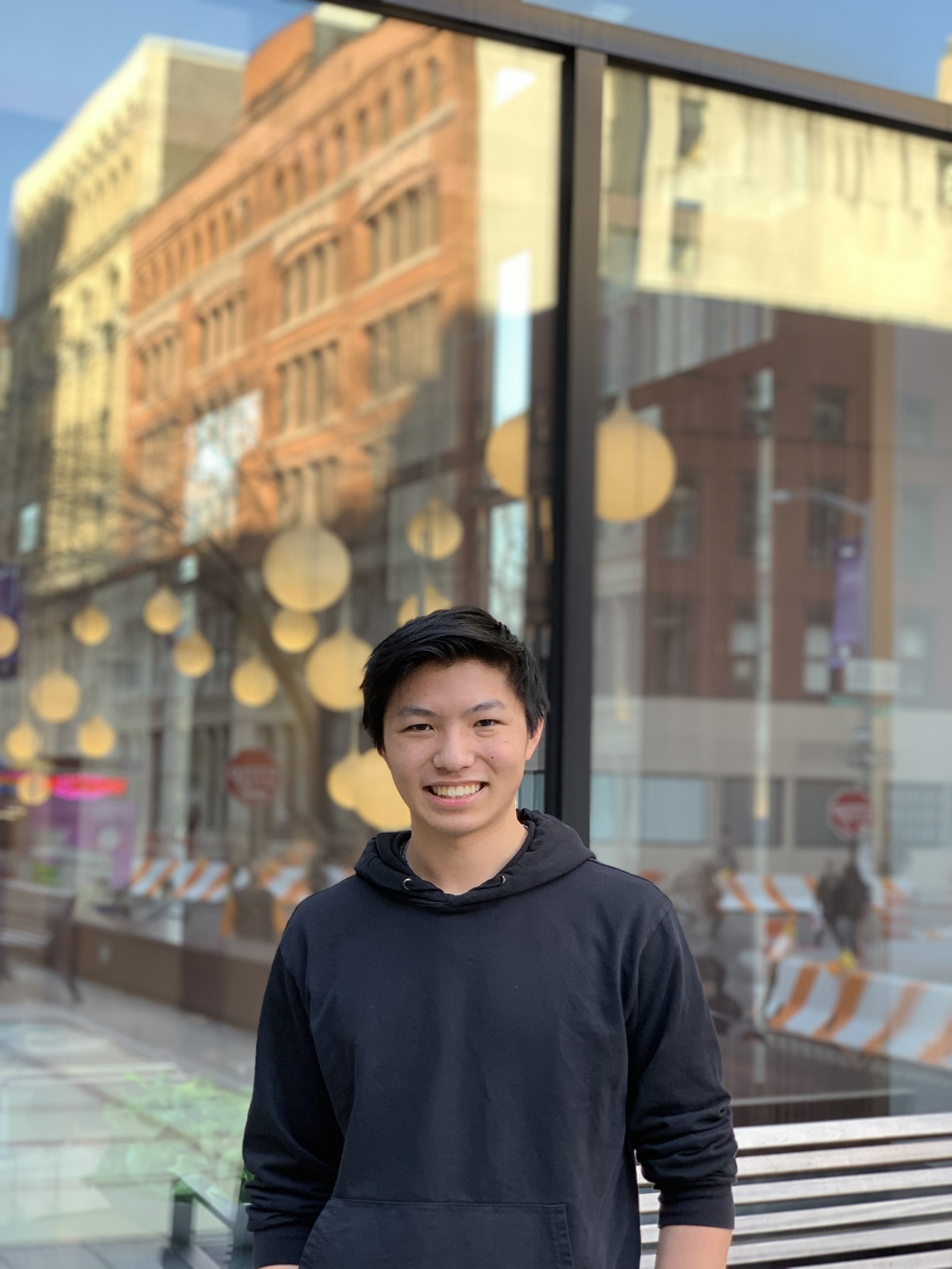 Zachary Leng    Quantitative Analyst   Zach is a sophomore concentrating in Finance with a Major in Computer Science. He was born in Los Angeles but I grew up in Long Island. Did you know that hot water freezes faster than cold water? Wow!