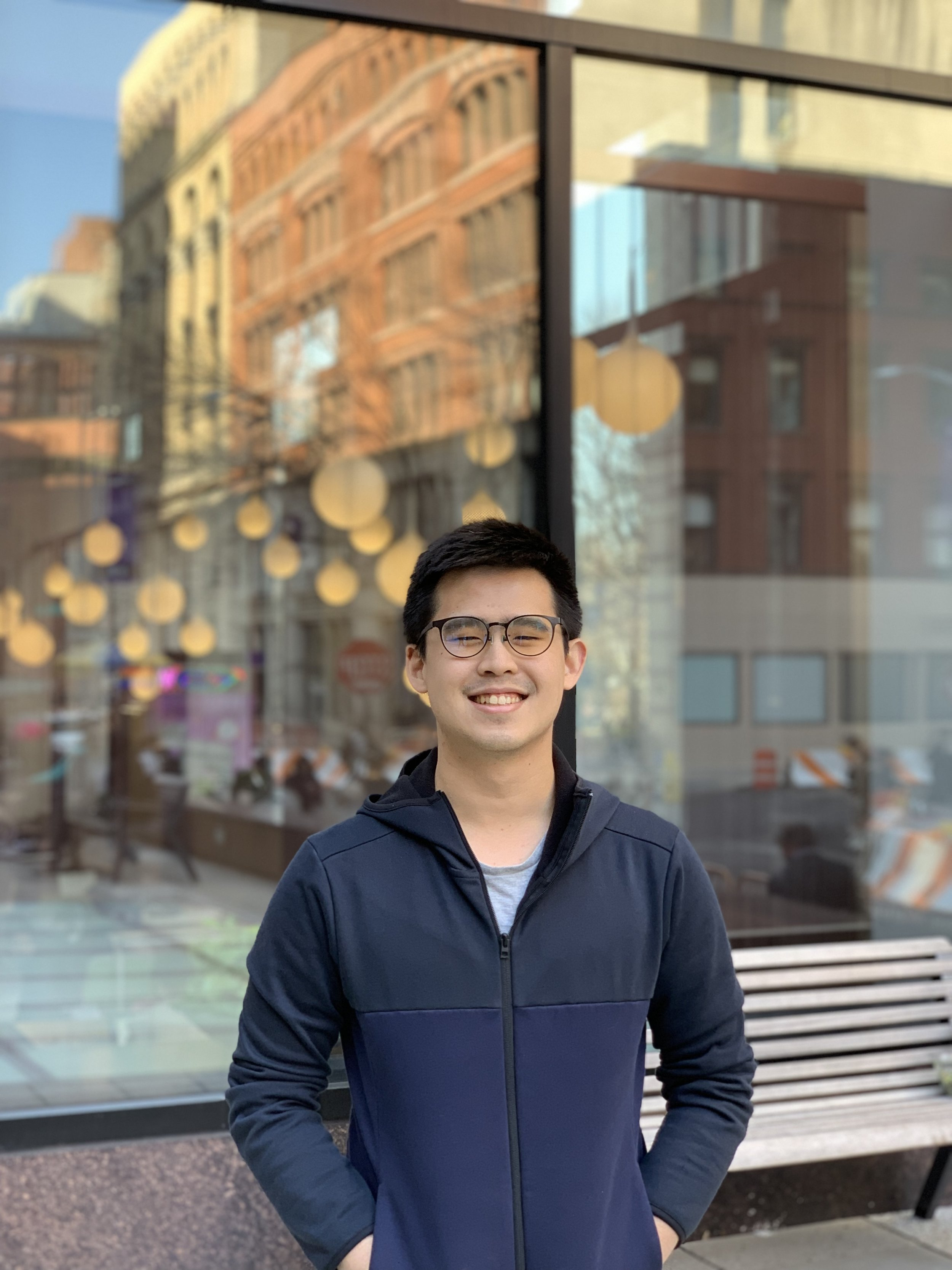 Joshua Ling    Head of Portfolios   Joshua is from Singapore and is pursuing a major in Finance and Statistics. He is a diehard San Antonio Spurs supporter. In his free time, you will find him binge-watching sitcoms or sports debate shows.
