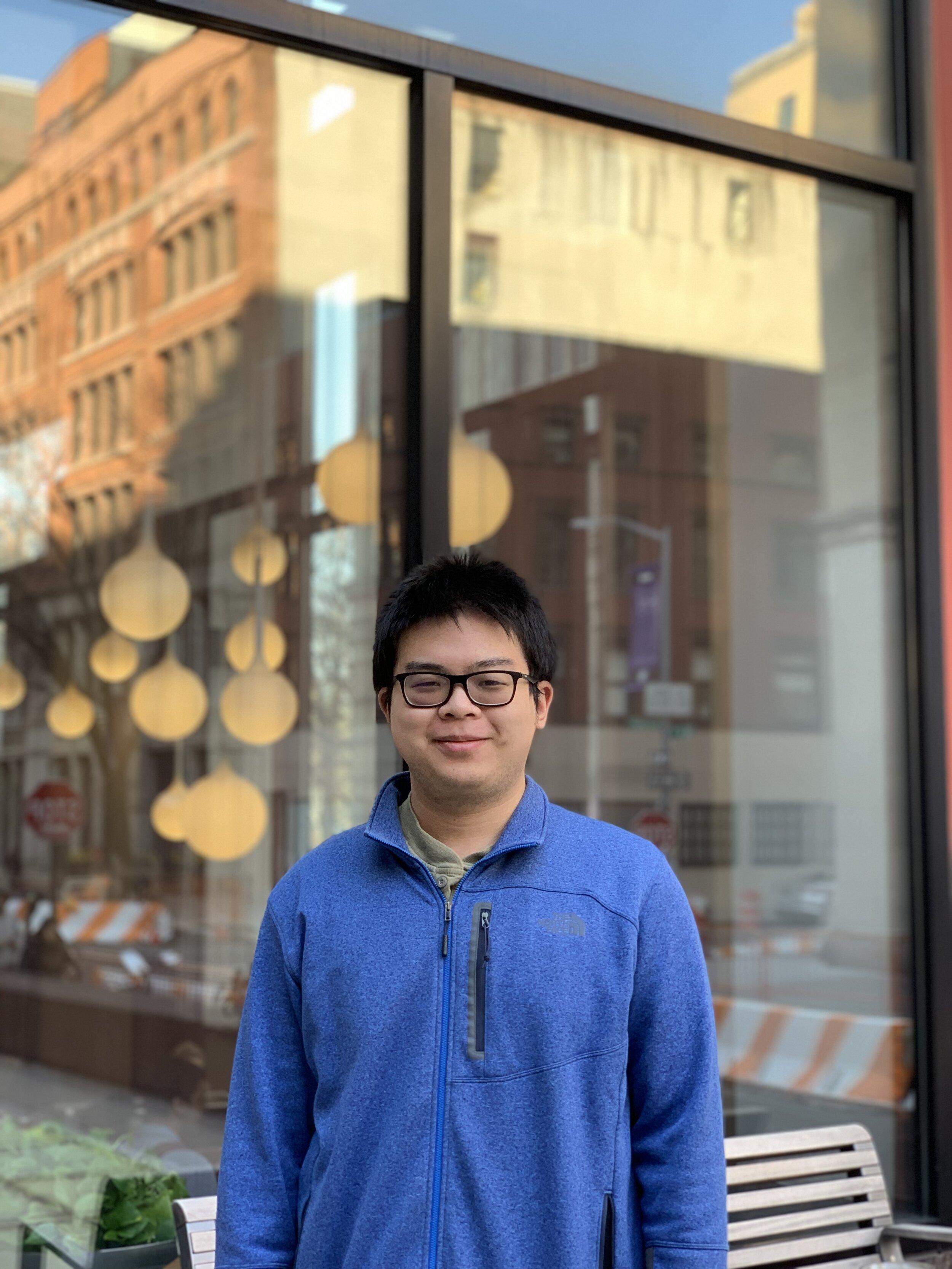 David Wang    Quantitative Analyst / Former Portfolio Manager