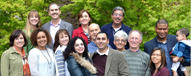 The second Intensive: also held in Saratoga, California in 2013. Participants came from Washington State, Tennessee, Toronto Canada, Cairo, Nigeria and California.