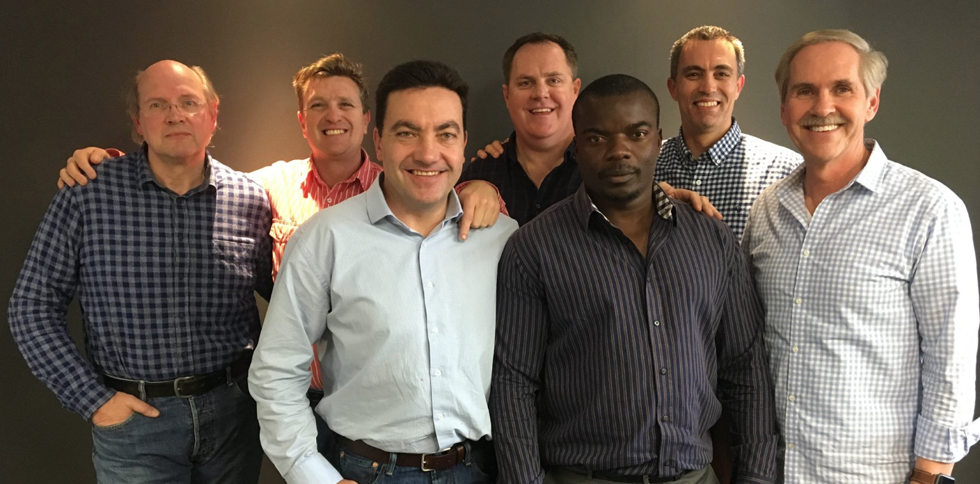 Participants from one company made up the seventh Intensive in July 2017 in Cape Town.
