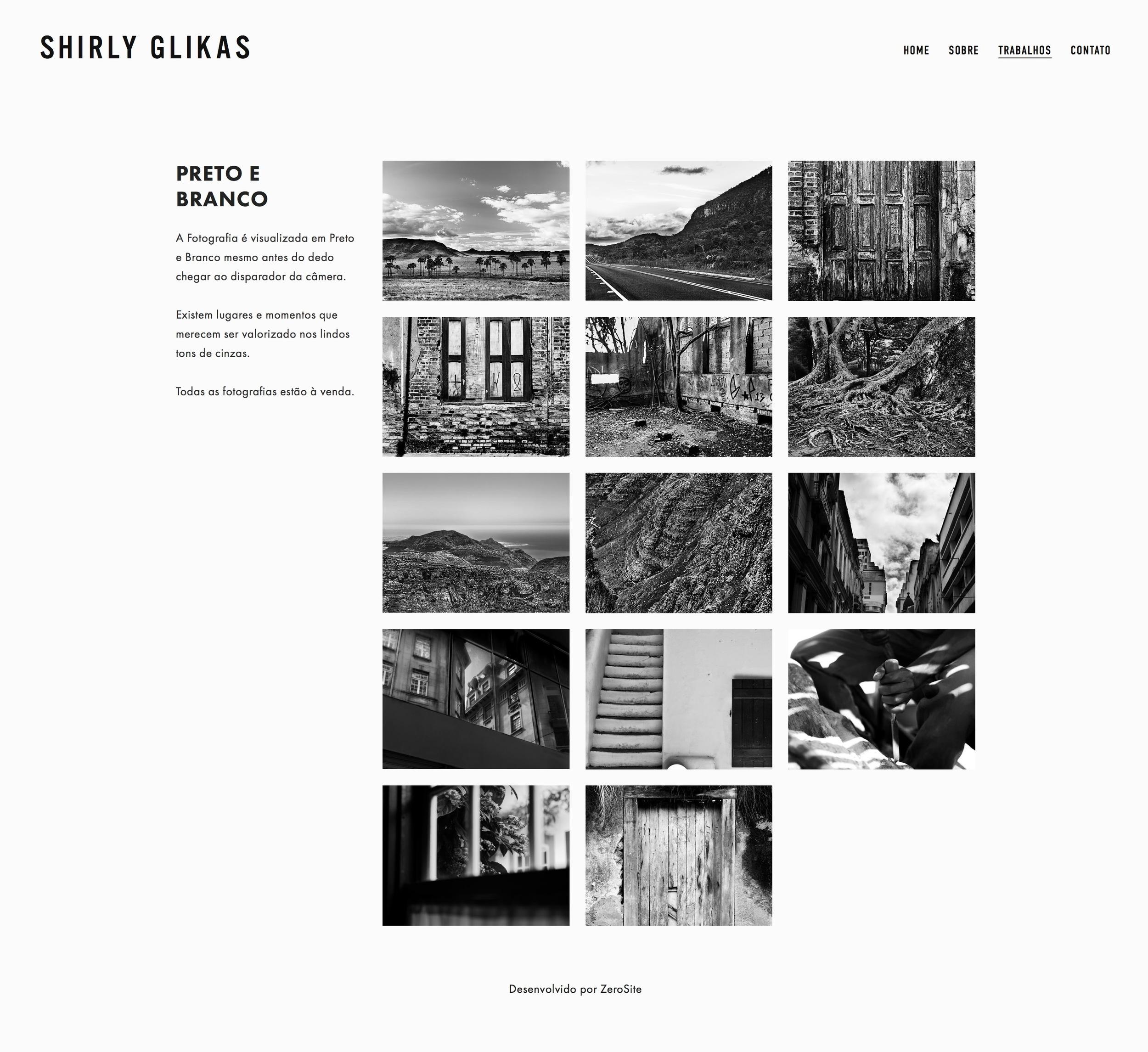 Site Shirly Glikas