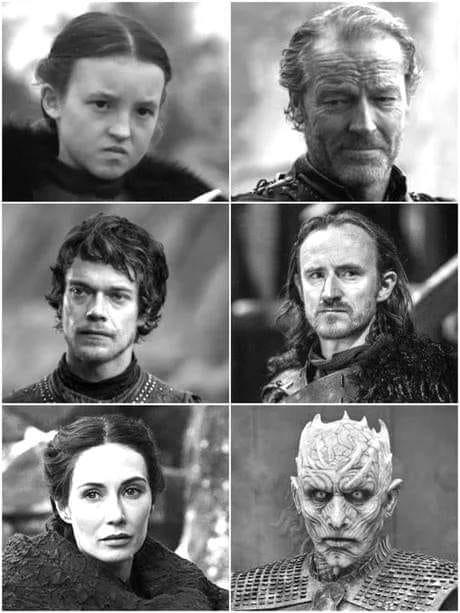 Mortes dos personagens do Game of Thrones, ultima temporada..jpg