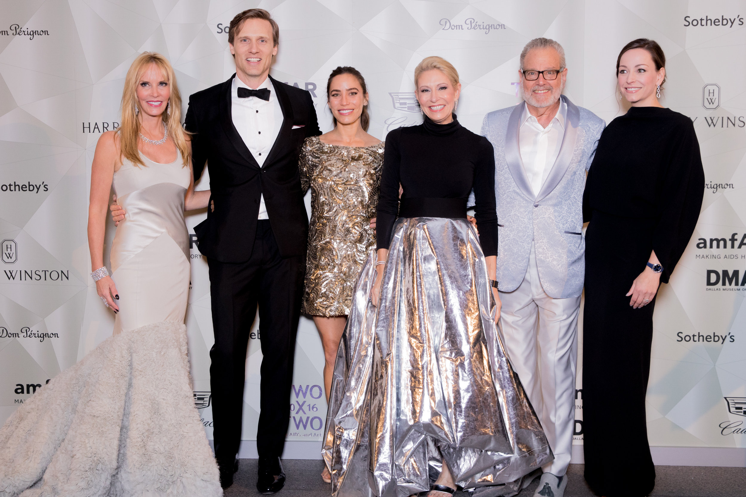 Nancy C. Rogers, Teddy Sears, Milissa Sears, Cindy Rachofsky, Howard Rachofsky, Melissa Ireland.jpg