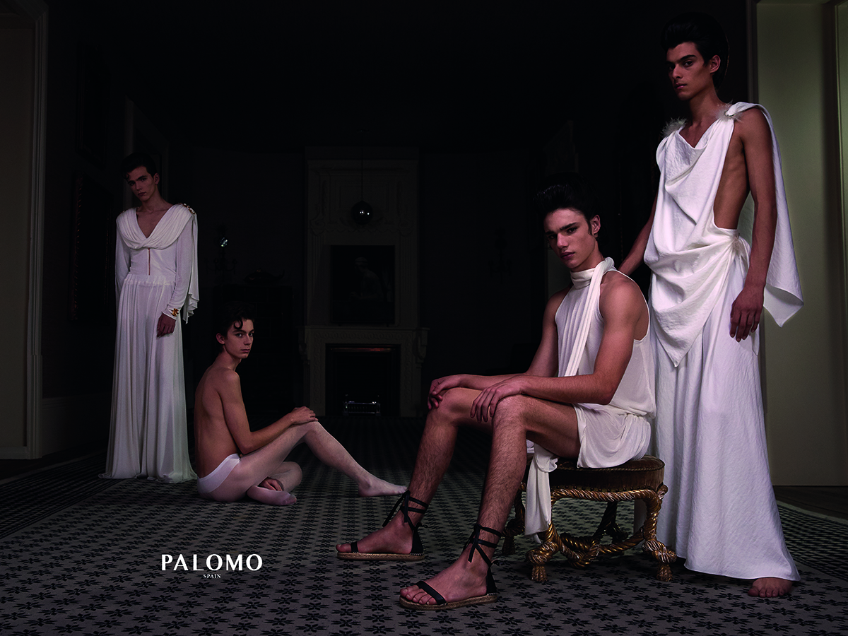 PALOMO SPAIN - Spring/Summer 2019 Campaign