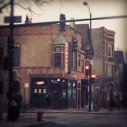 Schubas - my most favorite place