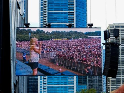 Ellie Goulding at Lollapalooza, 8.3.13