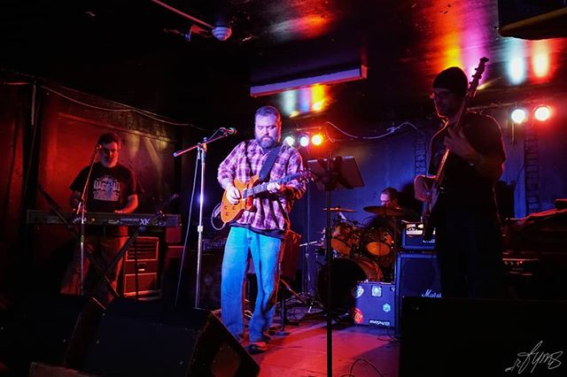 Stealhead at The Webster Underground // 03.10.18 . . . #CT #localmusic #stealhead #gratefuldead #livemusic #FYMS #AftonShows #AftonContest @afton.shows @thewebstertheater