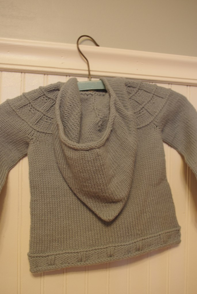 Belacqua Cardigan by Leah B. Thibault -- A Ms. Cleaver Creation