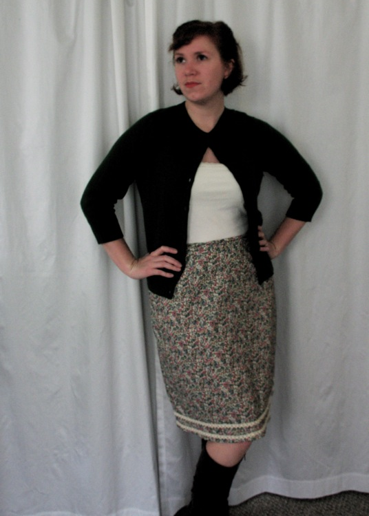 Granny Skirt 2010 made by Ms. Cleaver