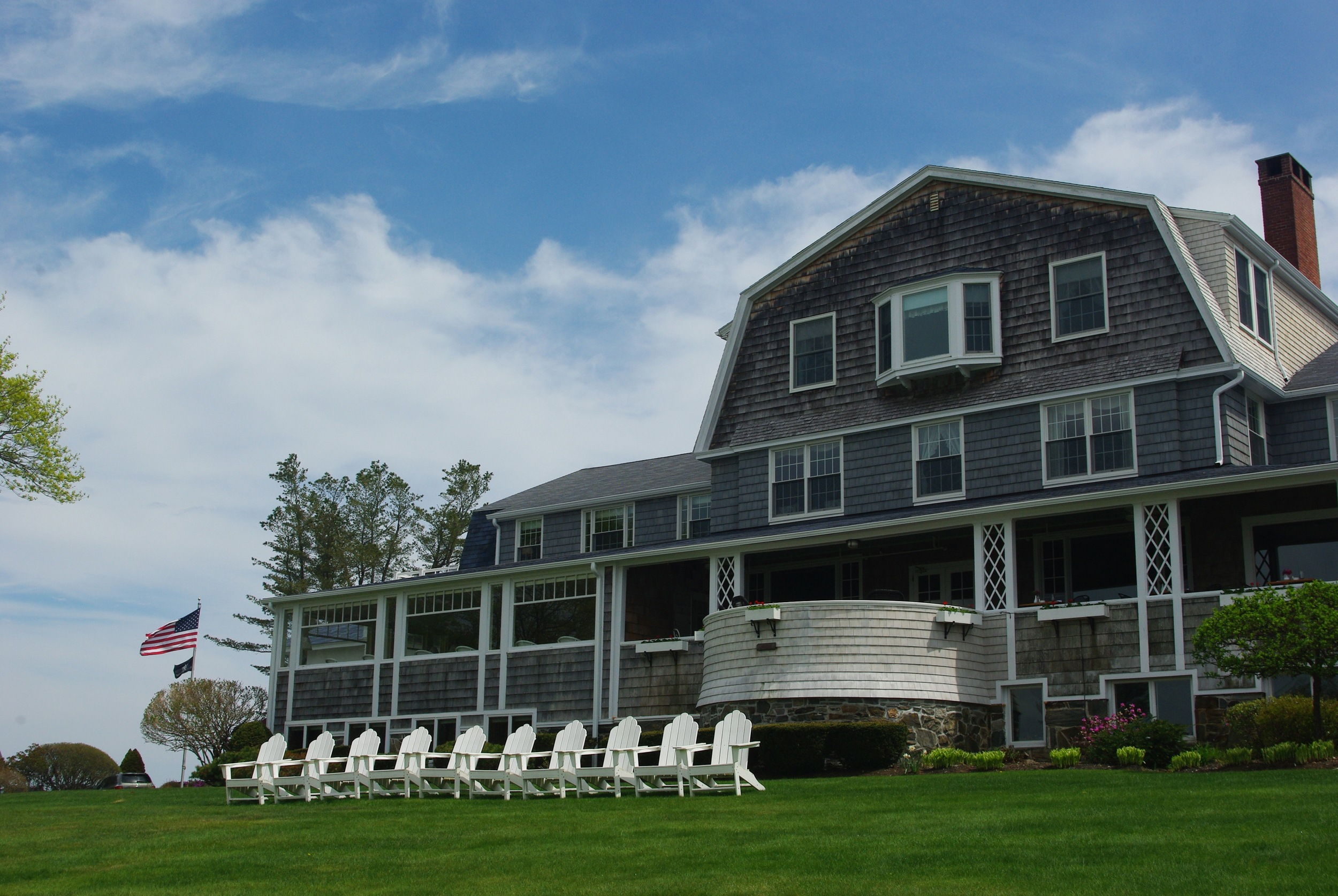 Black Point Inn, Prout's Neck