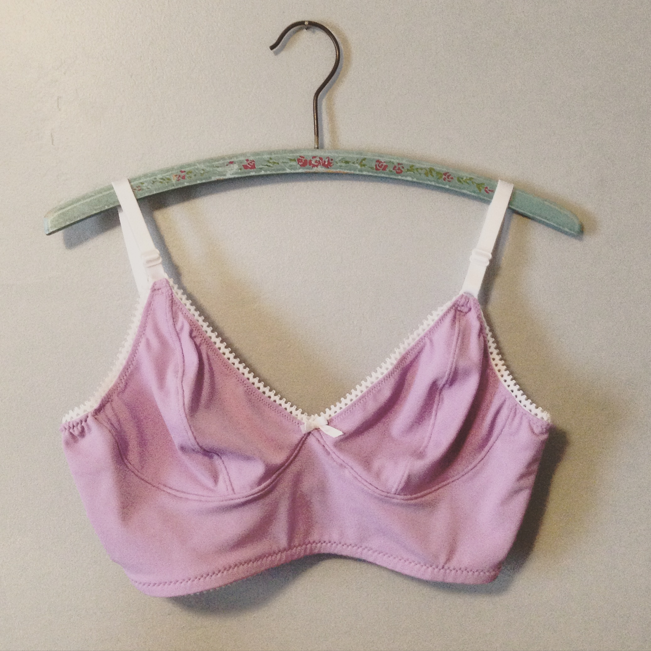 Watson Bra made by Ms. Cleaver