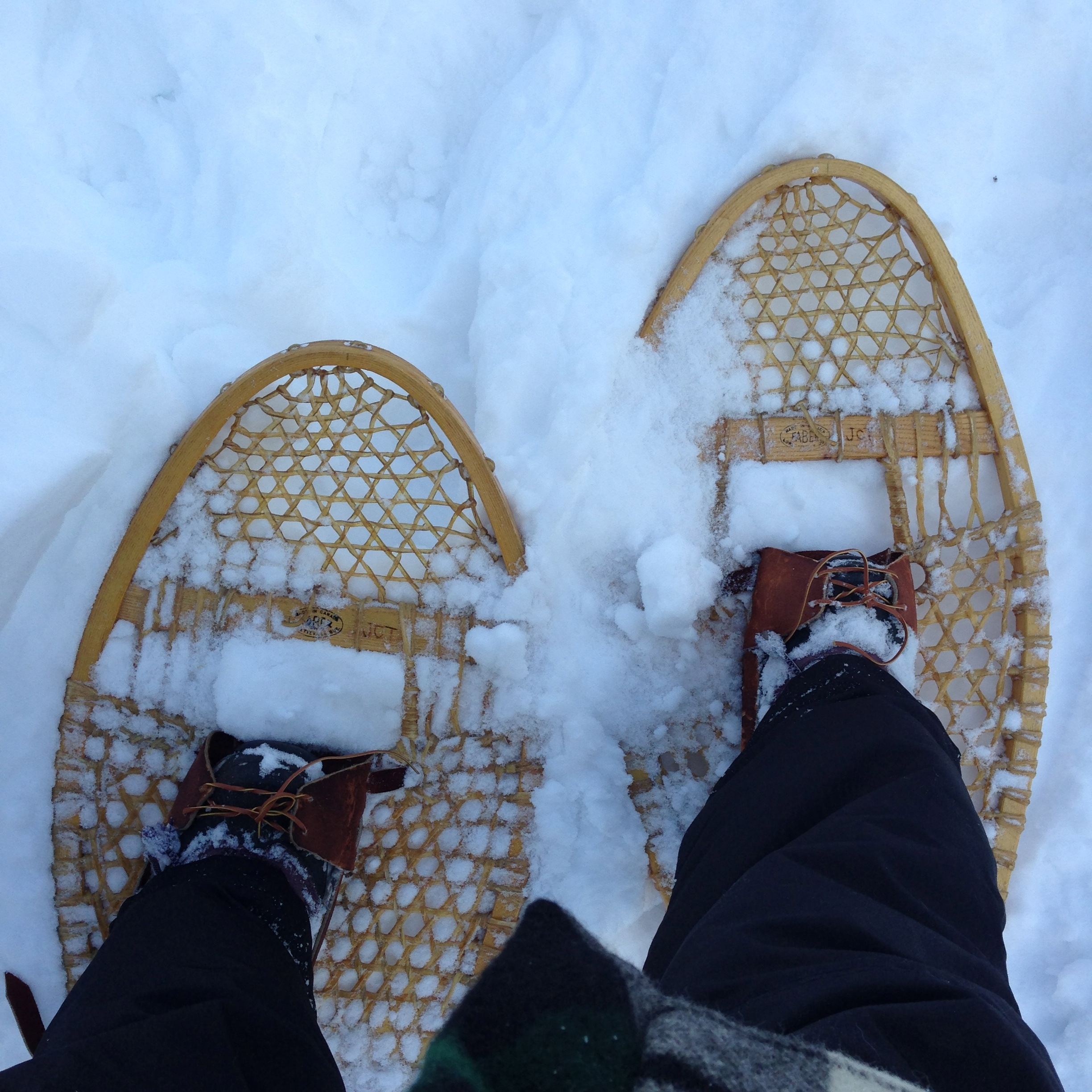 Pepe's Snowshoes