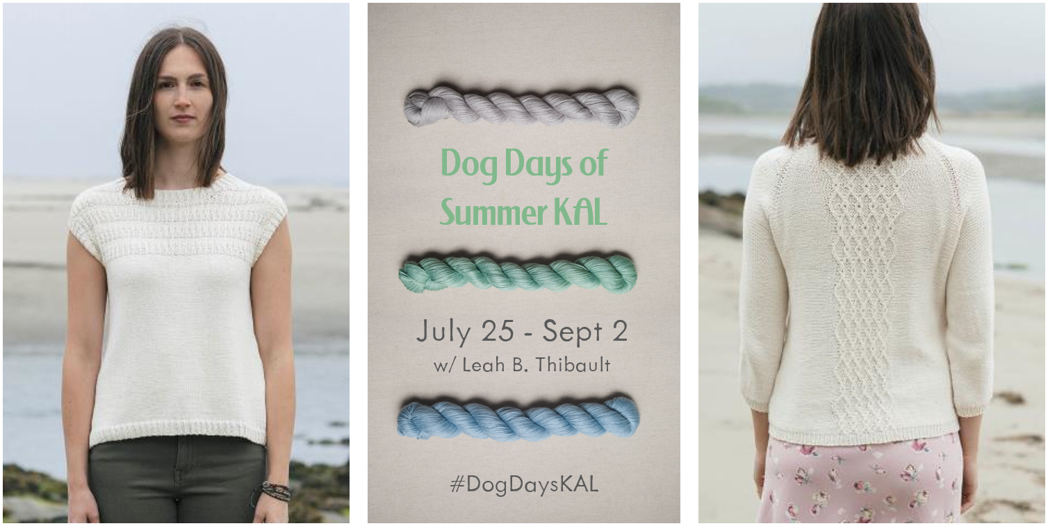 Dog Days KAL