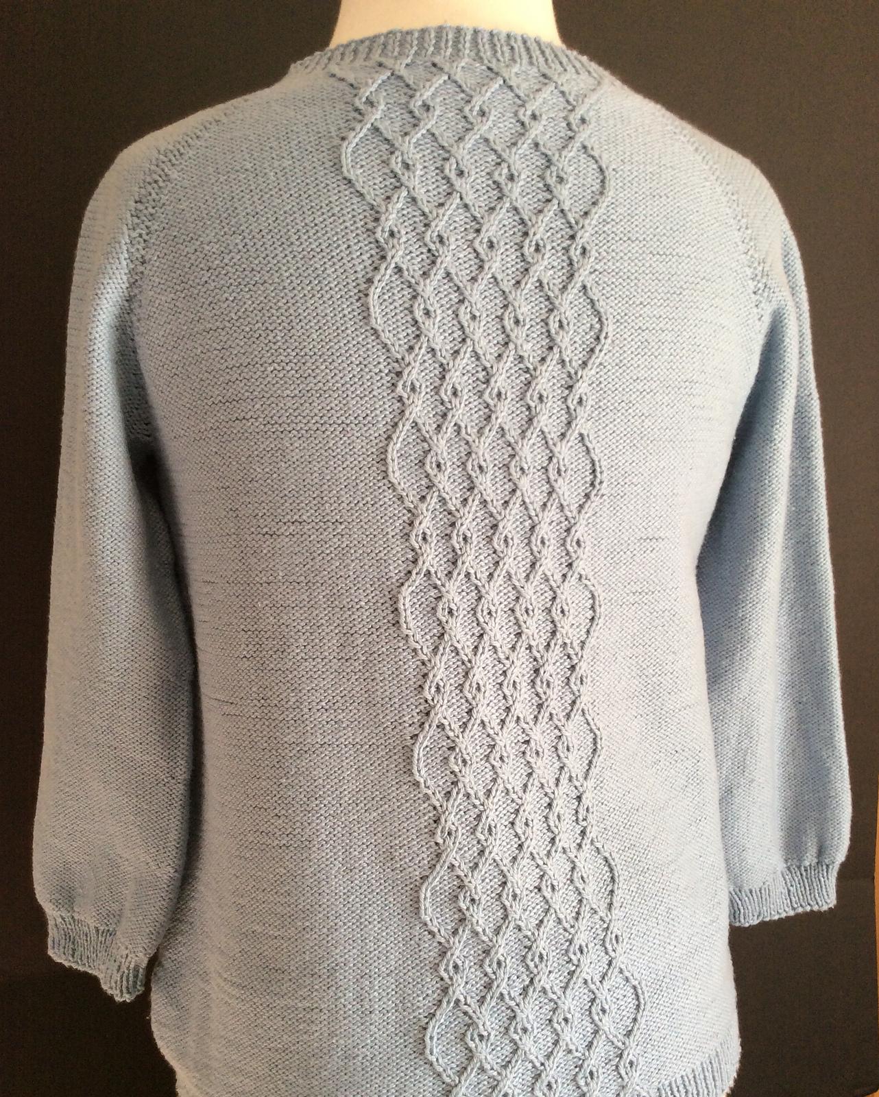 Caiterly, knit by Jenny (Jenny A Kortfelt)