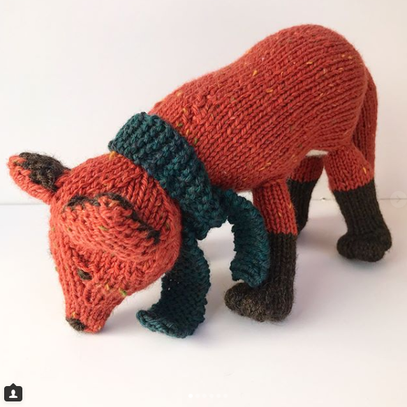 Fleet Fox knit by Knitty_Jo