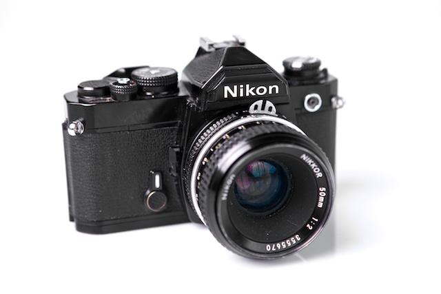 Nikon FM  5354