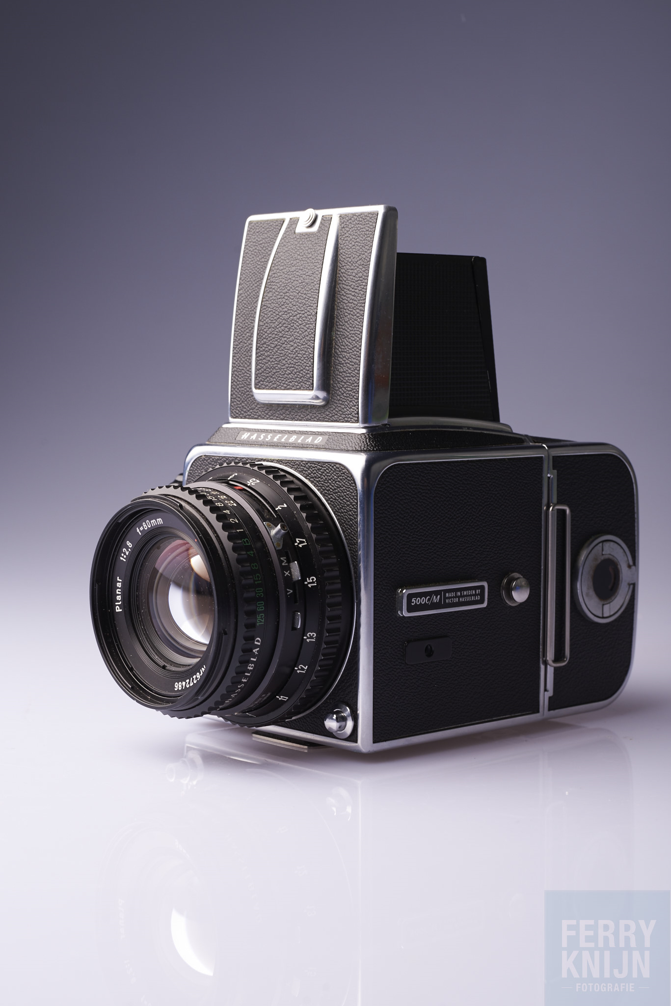 Review: Hasselblad 500c/m with a Phase One P30+ Digital Back