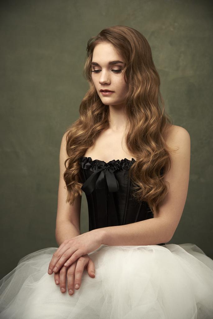 Beauty portret; Caroline