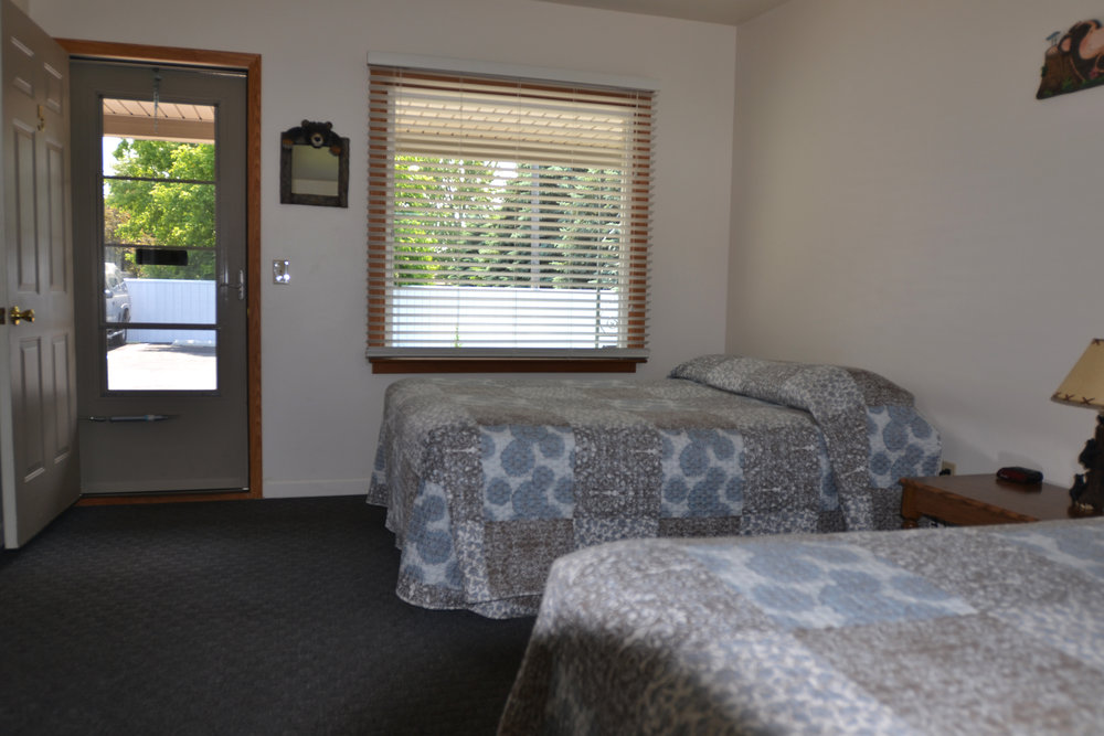 Blue Spruce Motel - Room Number 4 - Interior View and Beds.jpeg