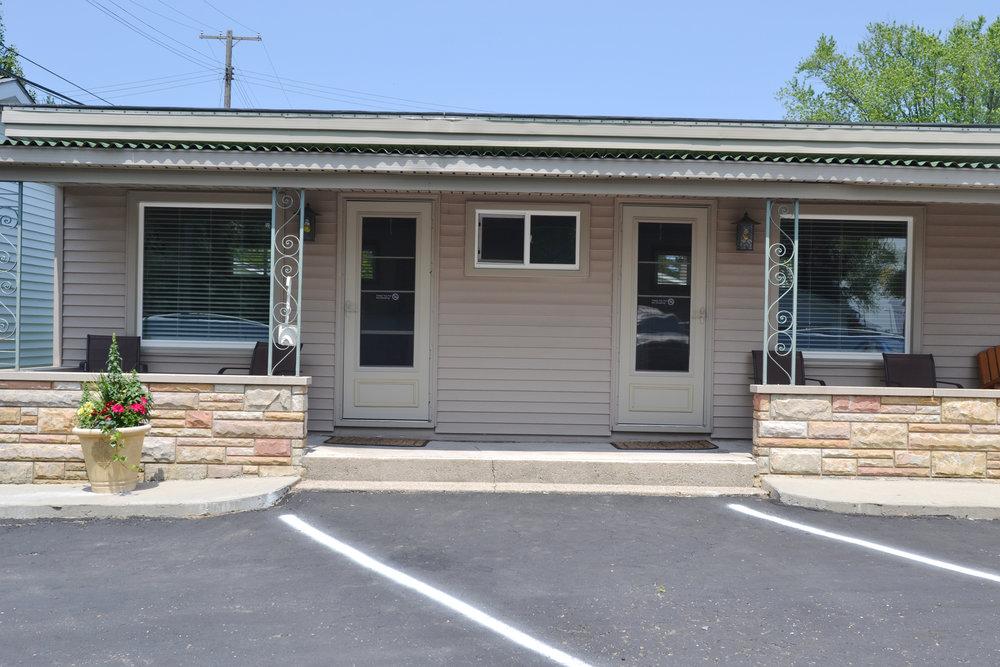 Blue Spruce Motel - Room Number 5 - Exterior.jpeg