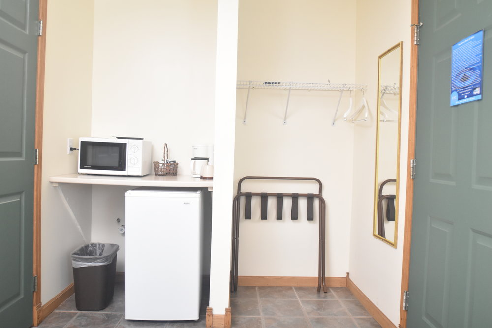 Blue Spruce Motel - Room Number 8 - Interior Fridge - Barrier Free.jpeg