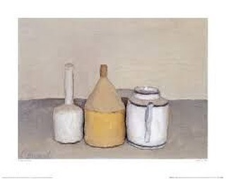 Morandi before Ori Gersht and after  #giorgiomorandi #origersht #yanceyrichardsongallery