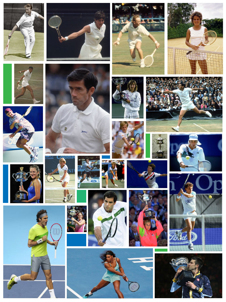 Images ©Getty / ATP / WTA / ITF / All other respective owners / All Rights Reserved
