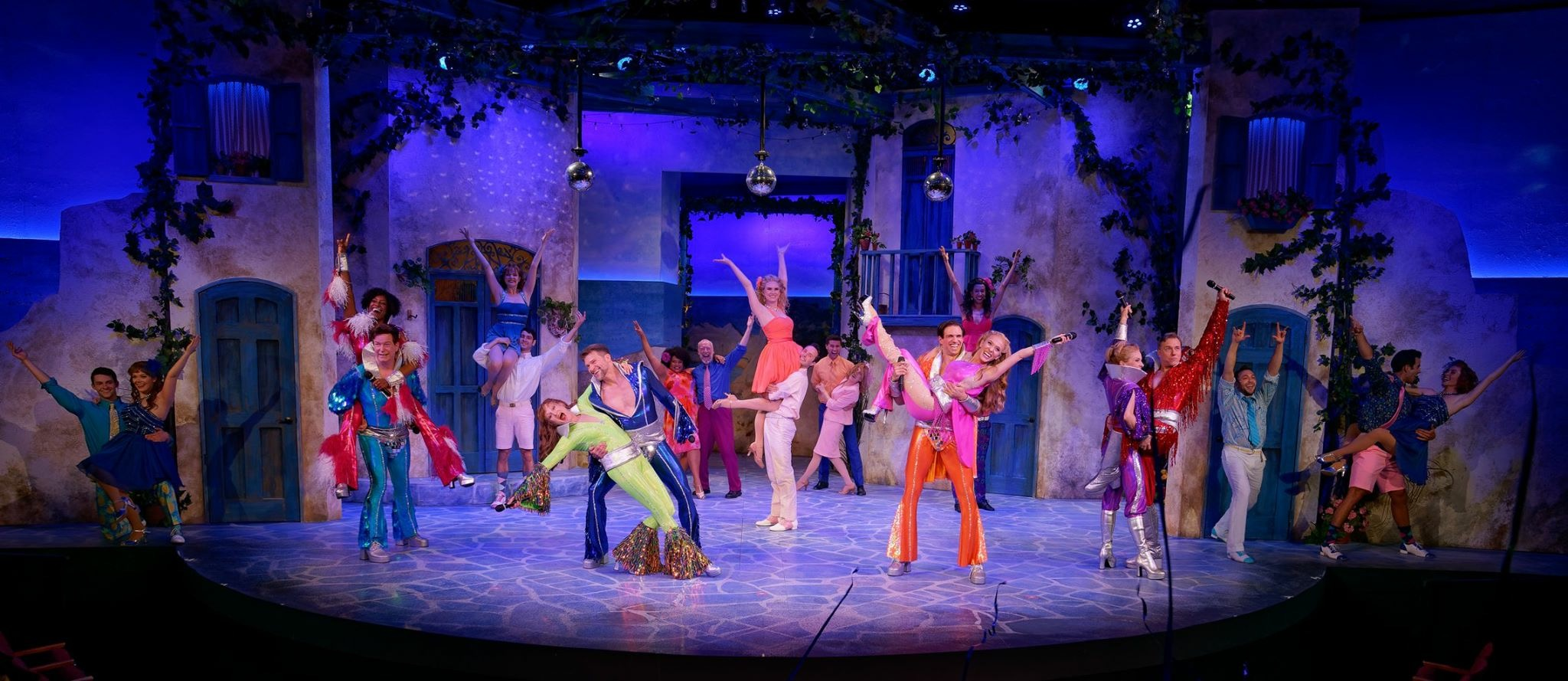 Mamma Mia, Stages St. Louis