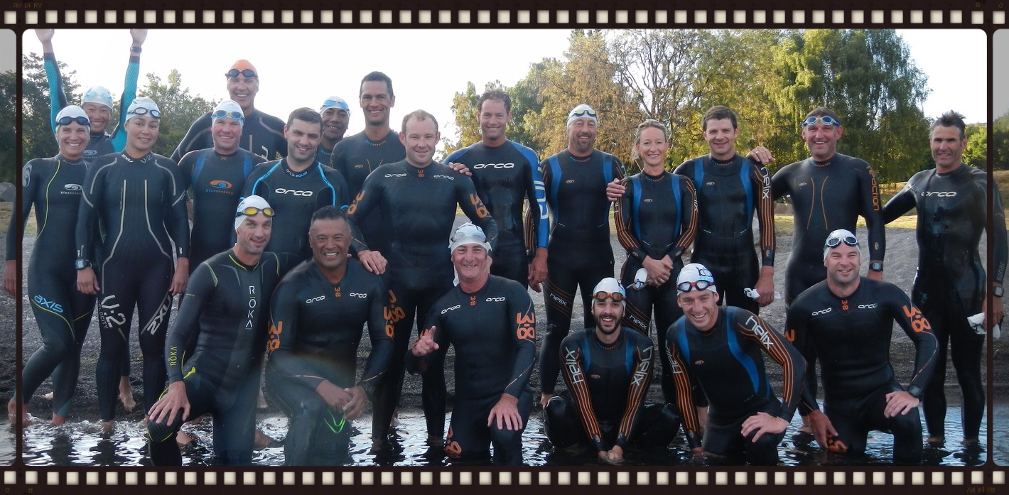 Boost Coaching Ironman Camp 2015