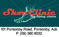 Shoe Clinic Ponsonby