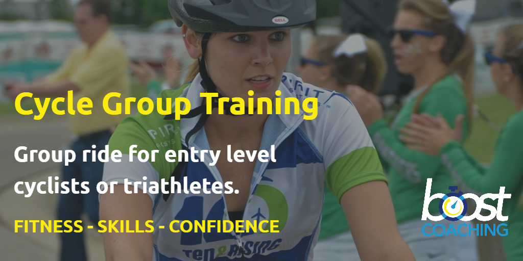 Come along to Lana's Cycle Group Training