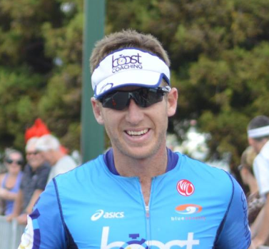 Paul Nolan  Boost Team Coach and Fitness Professional
