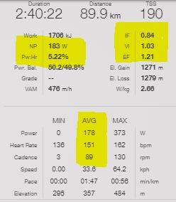 Individuals using Training Peaks Premium may be the only individuals able to view this although some of this data should be captured by your device (Garmin/ Polar etc)