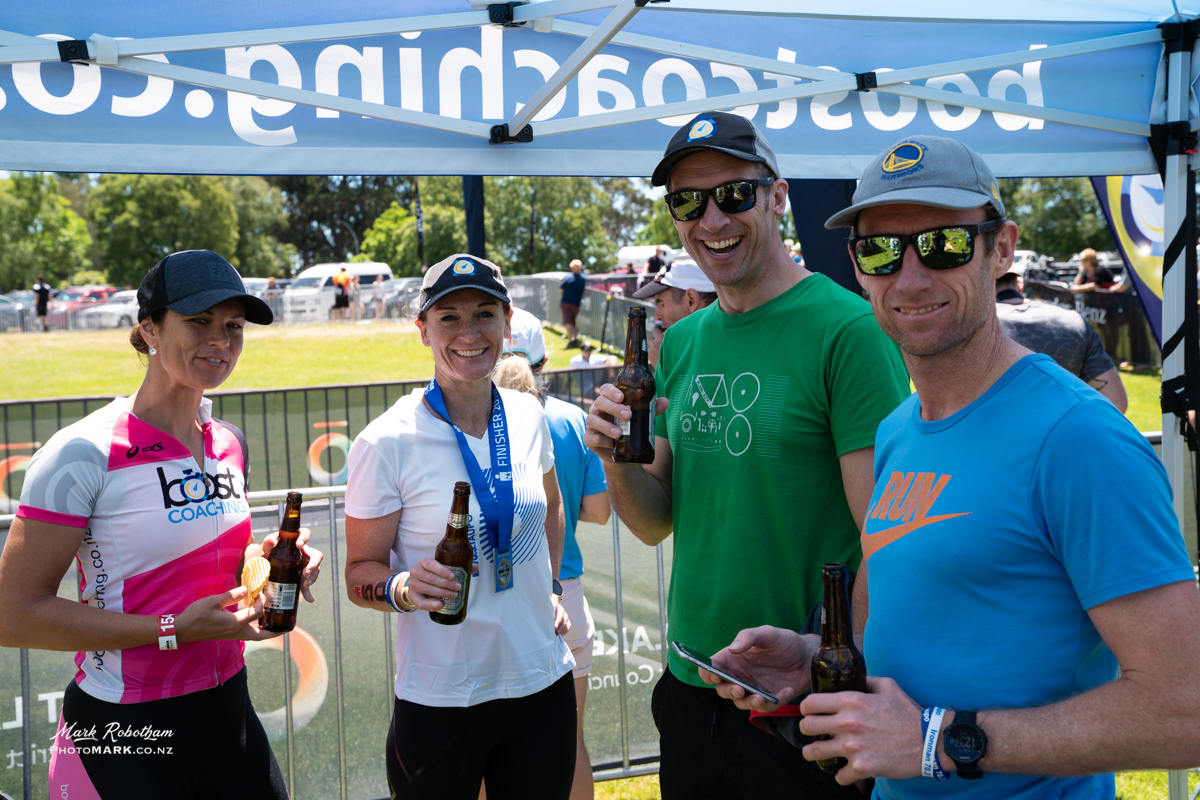 On the day post race evaluation