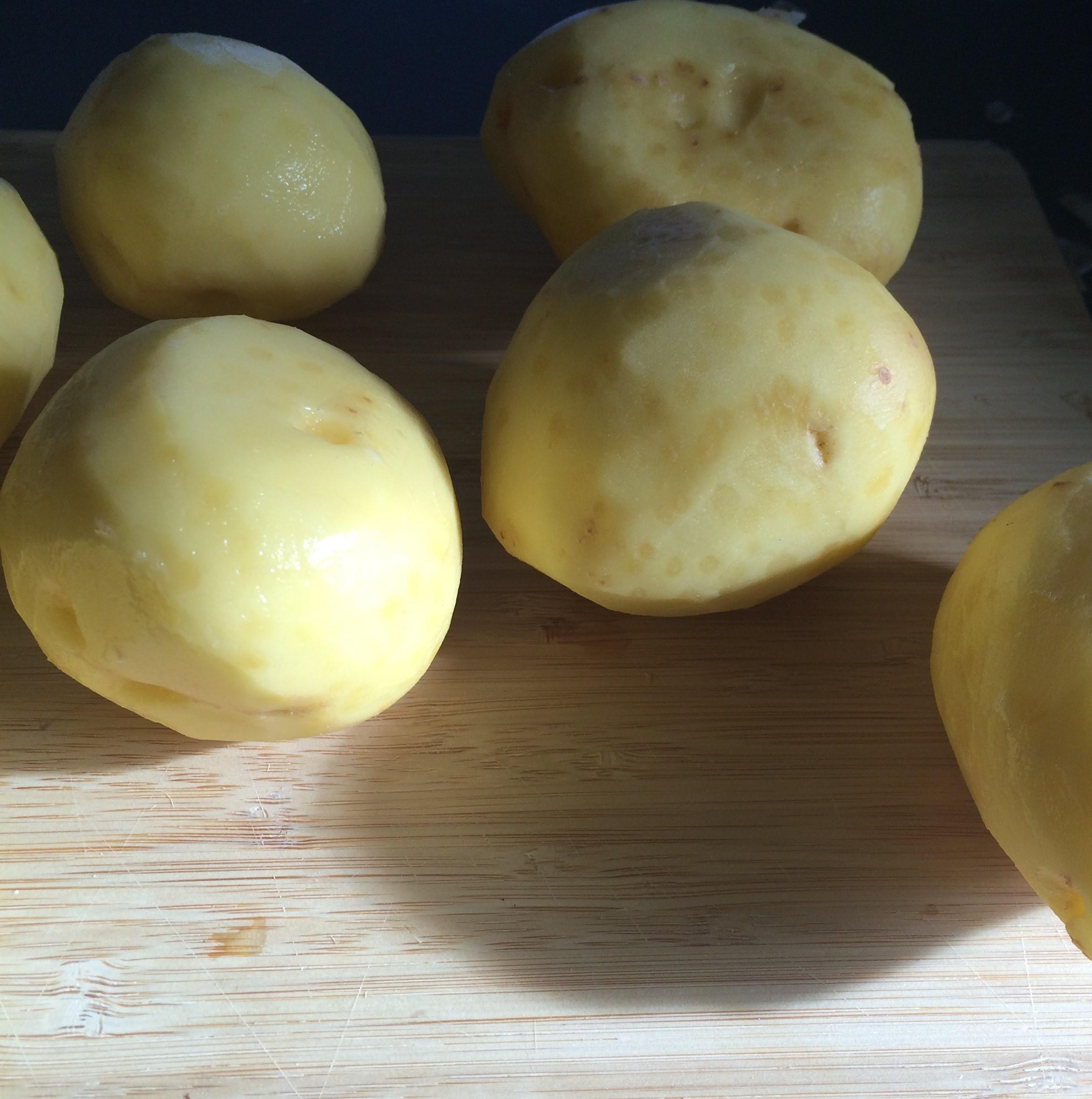 Decadent Crock Pot Mashed Potatoes