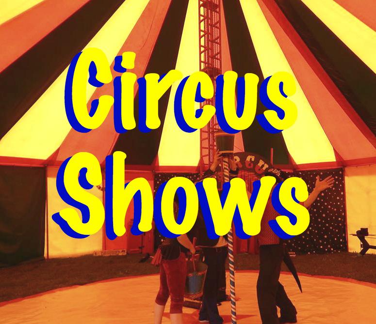 Panic Circus Shows