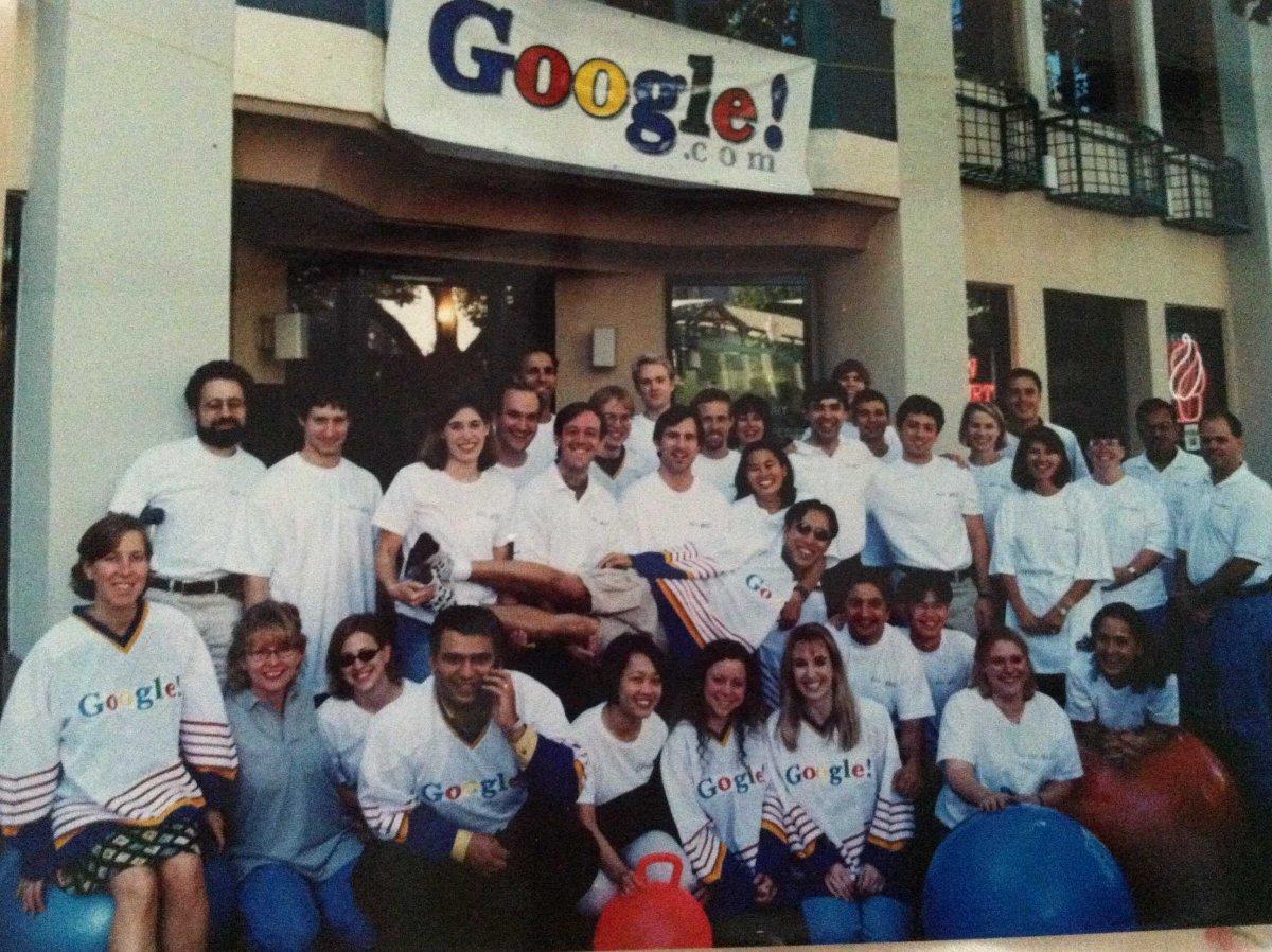 Google in 1999 (Photo Credit: BusinessWeek)