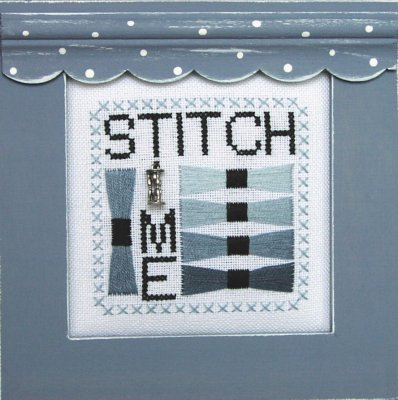 Stitch Time Chart Image, copyright Hinzeit