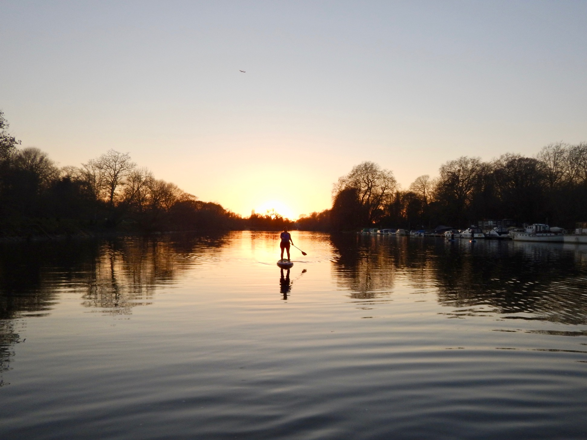 SunsetPaddleboarding - Richmond Upon Thames