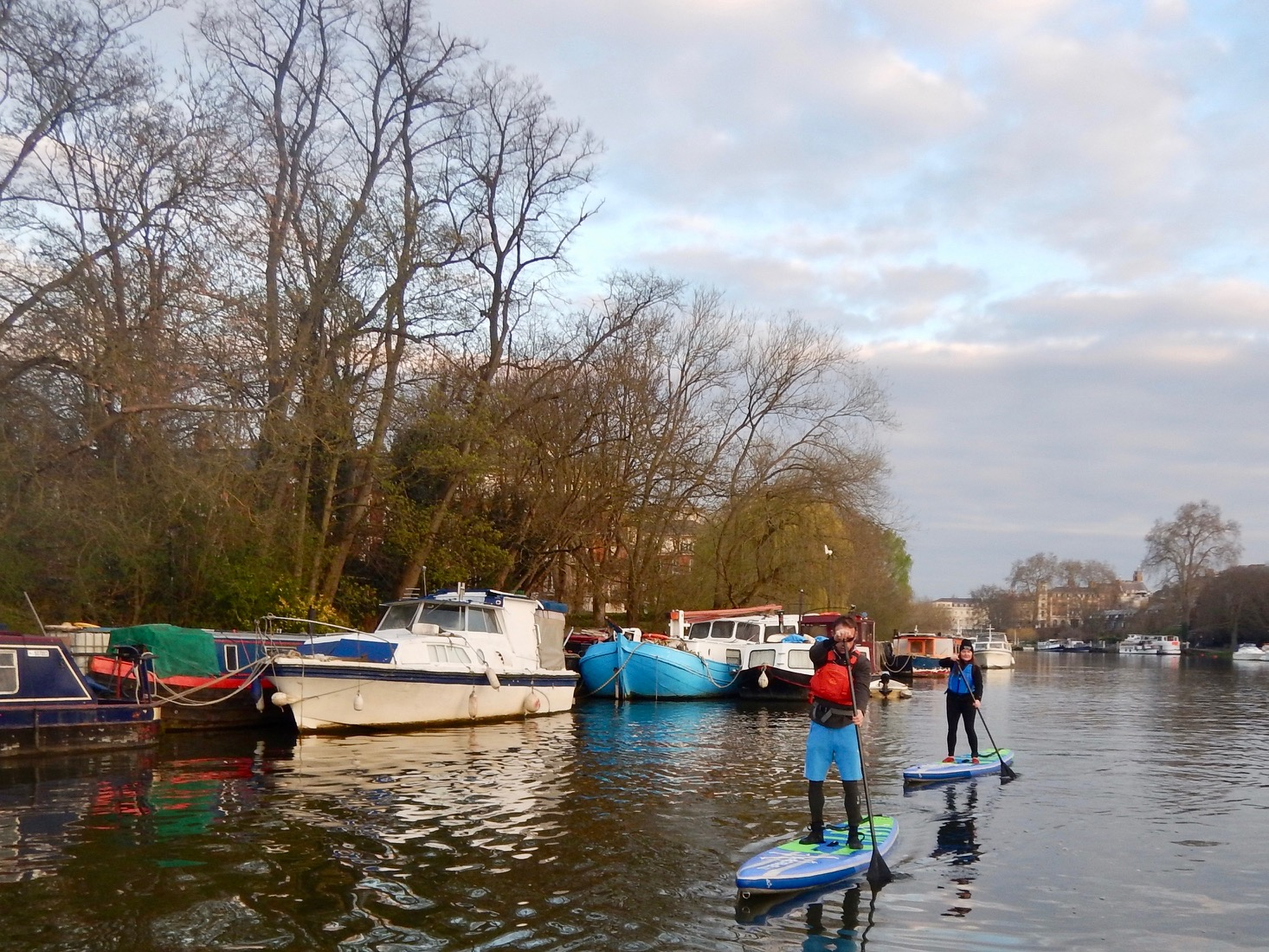 Personalised SUP Activities - Richmond Upon Thames
