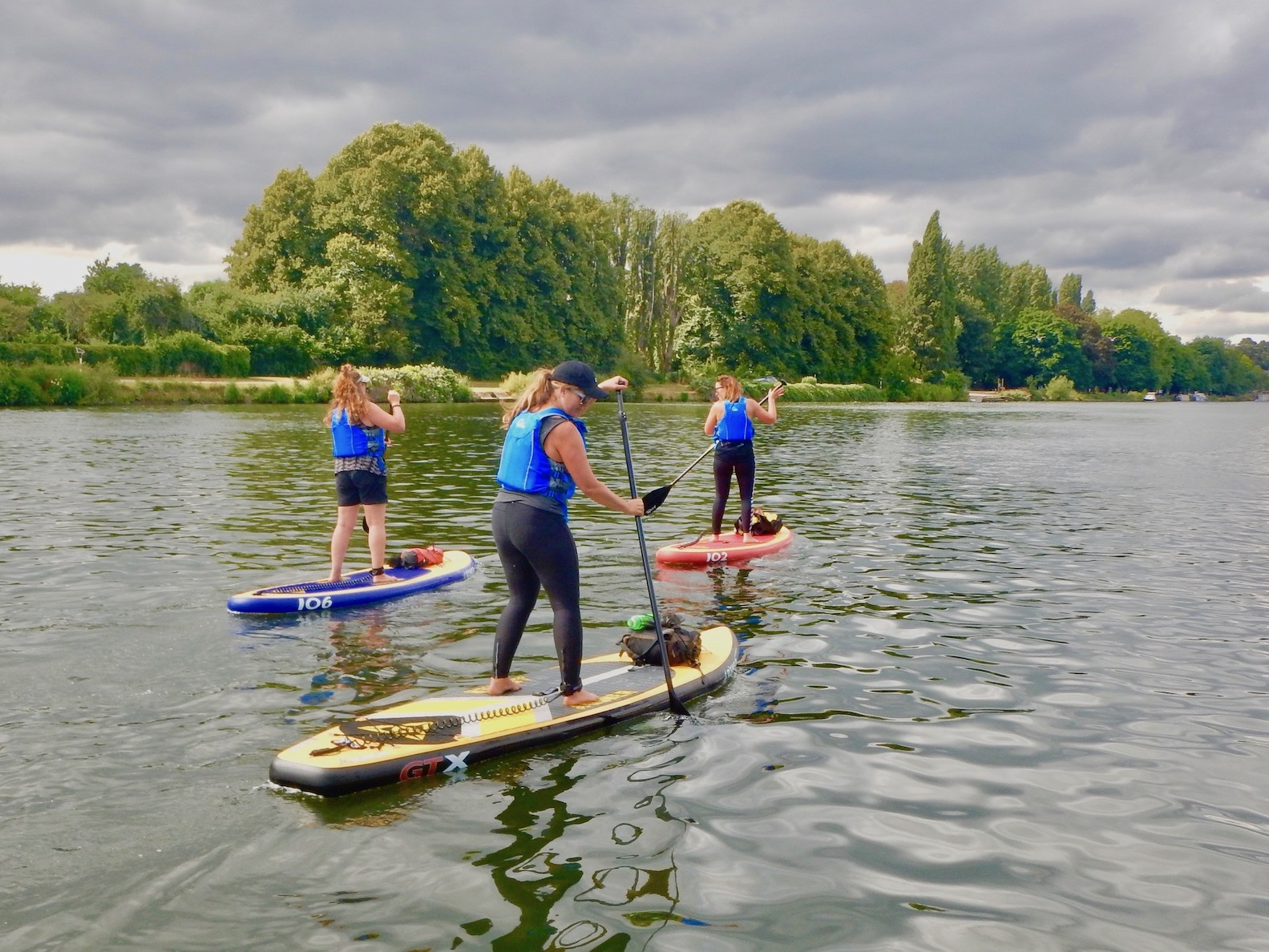 Recreational Paddleboarding - Richmond Upon Thames
