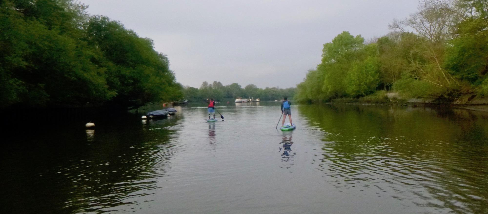 Go Paddling Week Richmond Upon Thames