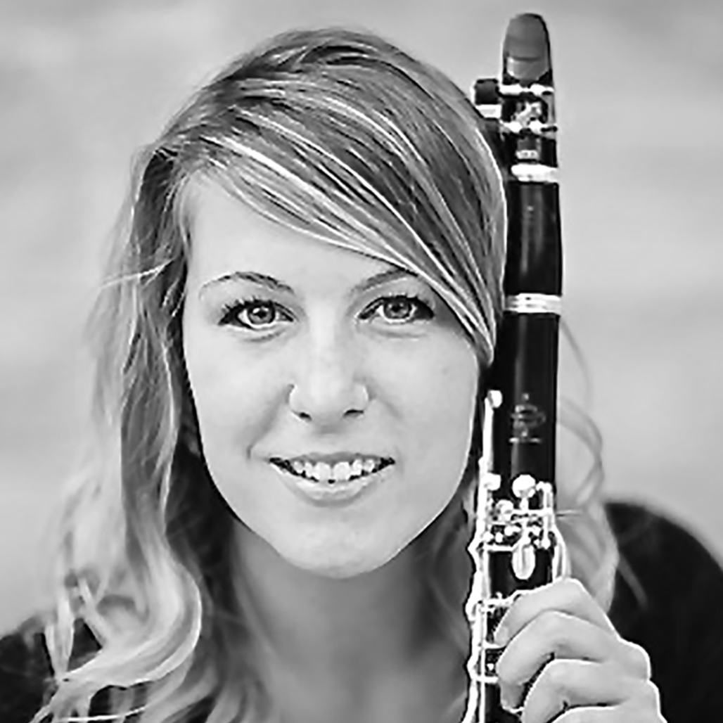 Laura McLaughlin, clarinet