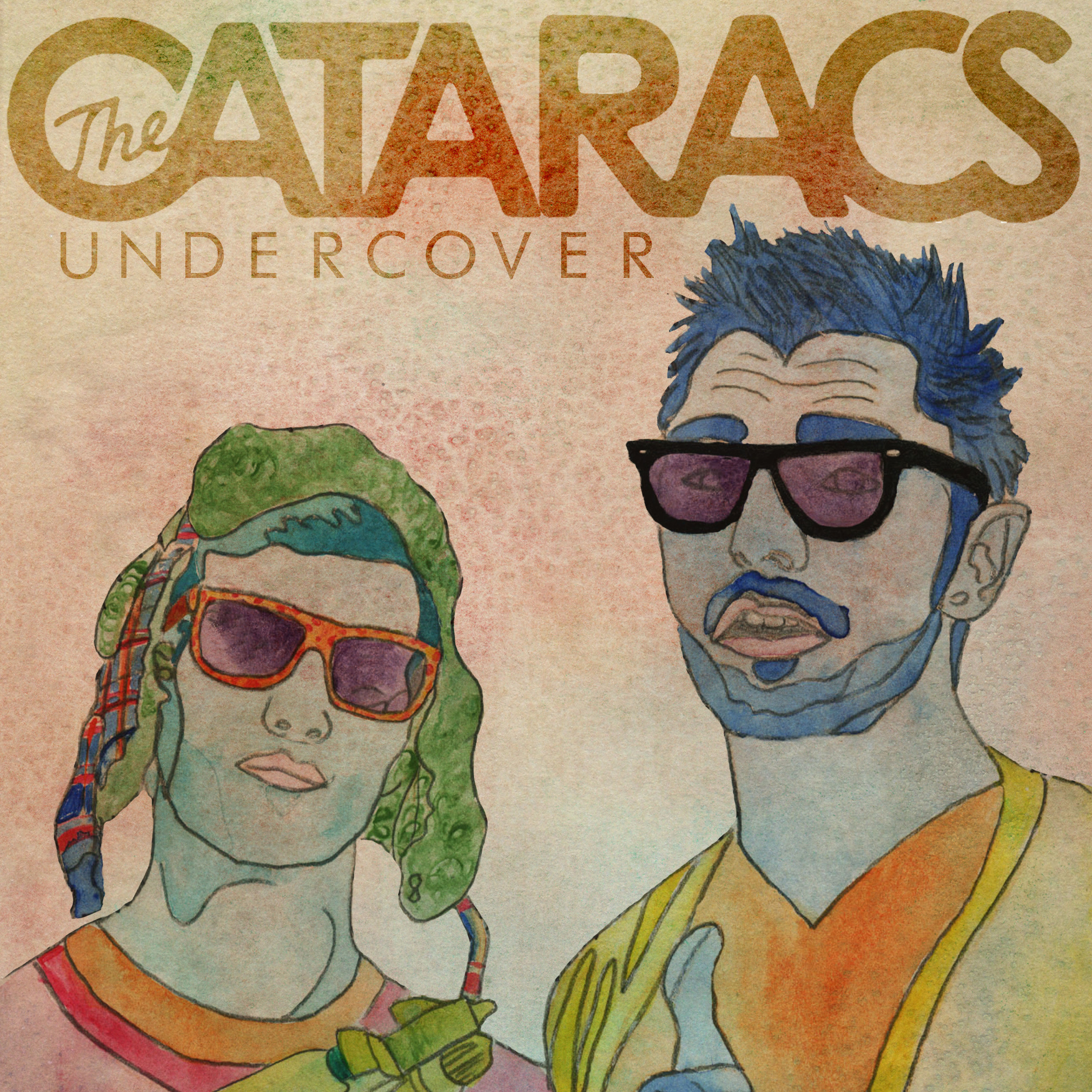 The Cataracs - Undercover - Cover Artwork