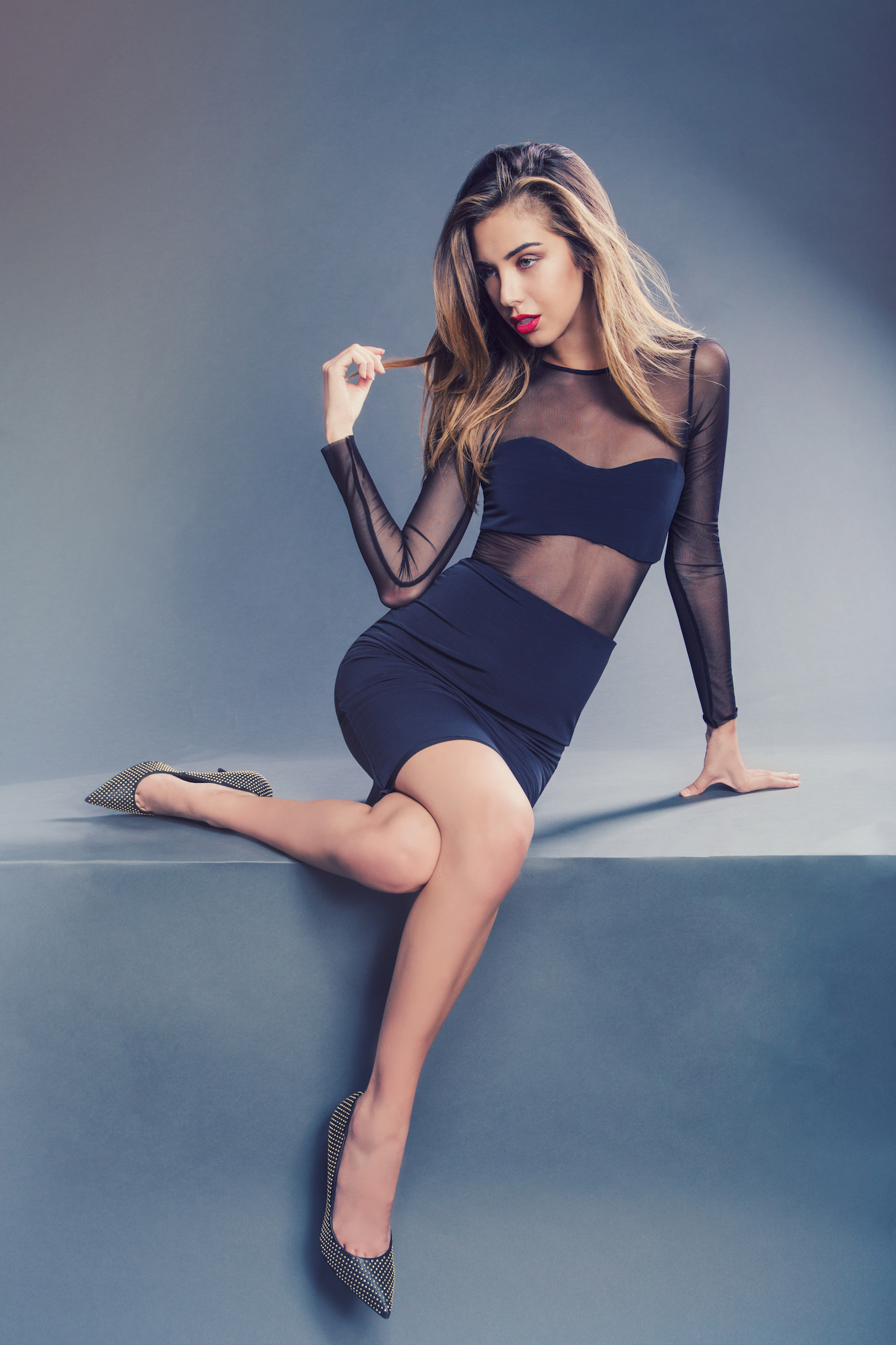 Nadia Mejia - Next Model Management
