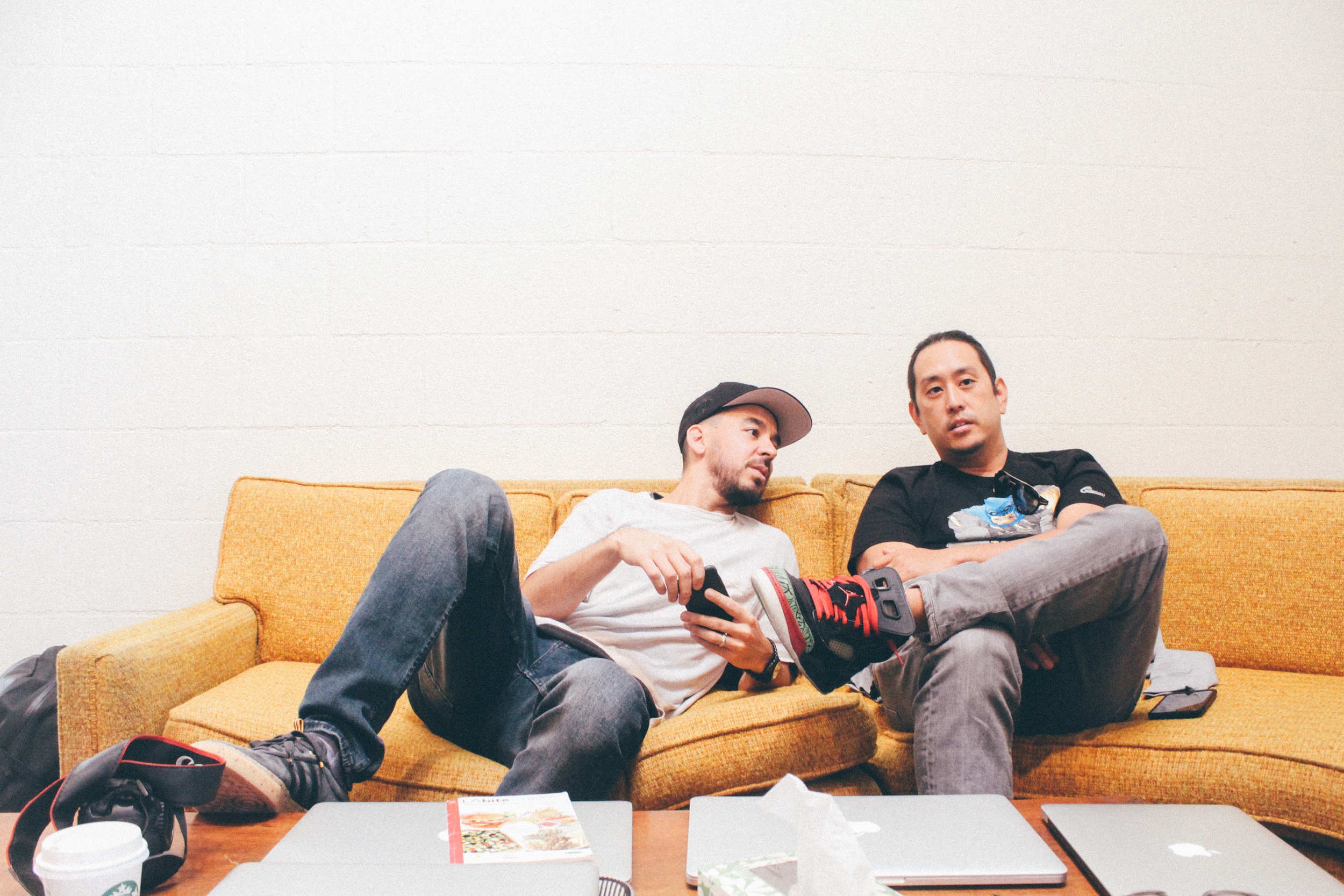 LINKIN PARK - Mike Shinoda x Joe Hahn - XVLP