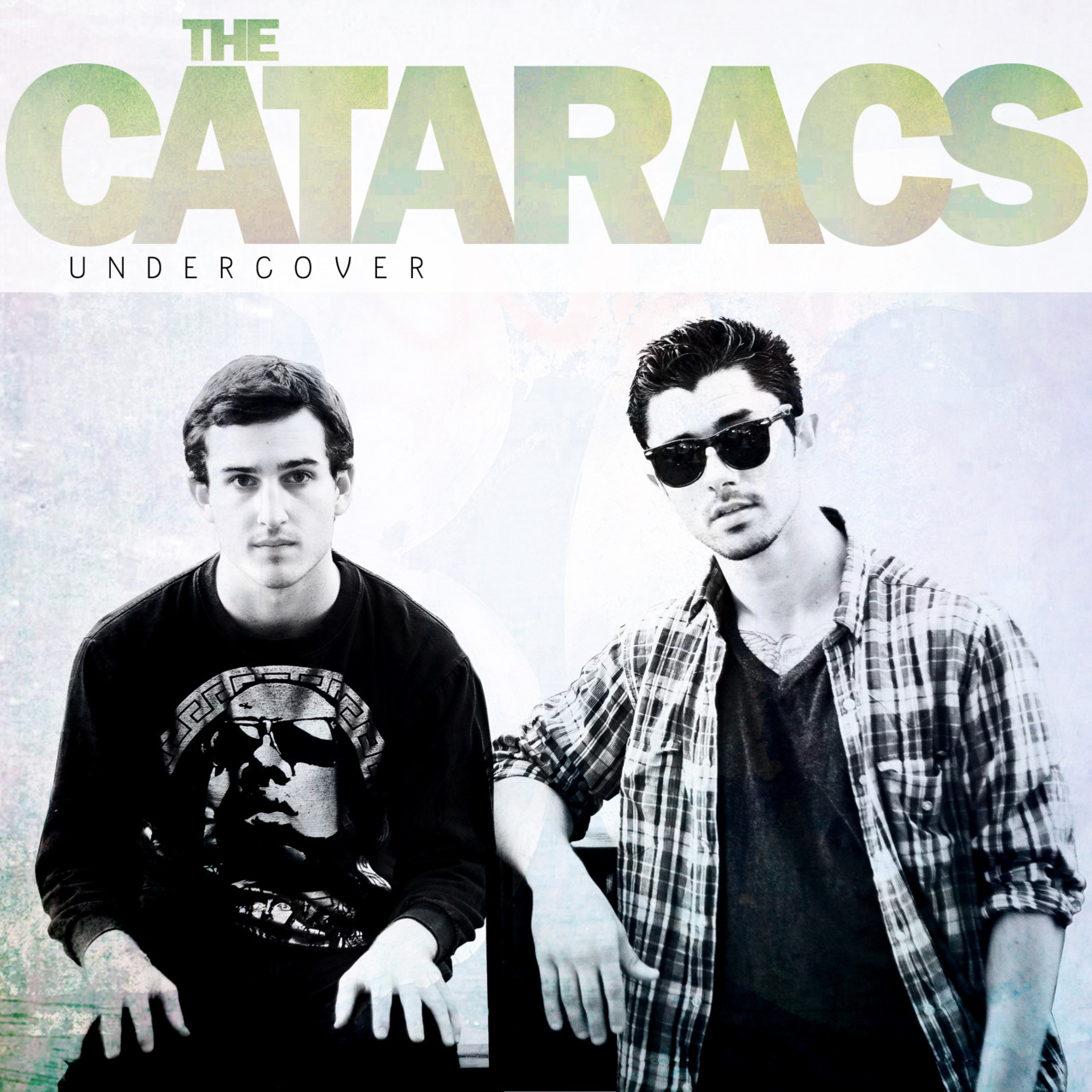 The Cataracs - Undercover - Vinyl Artwork